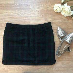 Clueless style plaid skirt